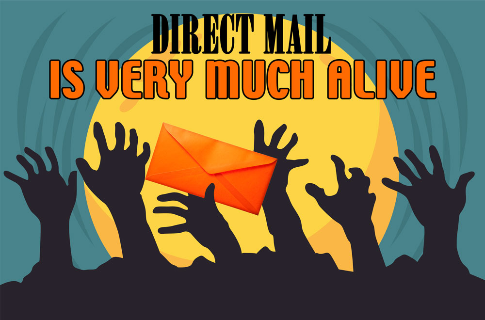 Direct Mail Is Alive
